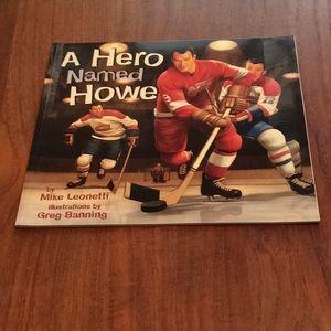 A Hero Named Howe Mike Leonetti Book